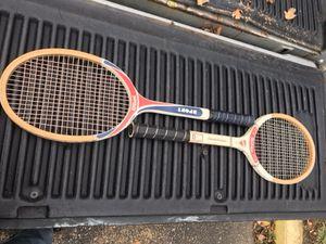Two Wilson tennis rackets for Sale in Woodbury, NJ