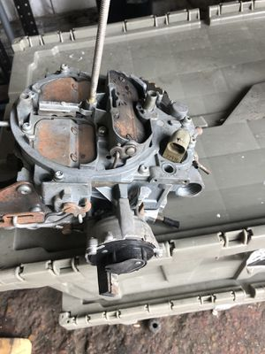 Carburetor Chevy 350 for Sale in Dallas, TX