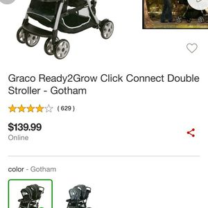 Double Stroller for Sale in Paramount, CA
