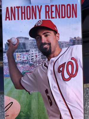 Washington Nationals Anthony Rendon Bobblehead for Sale in Forestville, MD