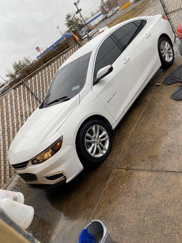 Chevrolet 2016