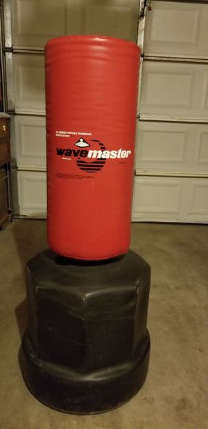 Wave Master punching bag for Sale in Denver, CO