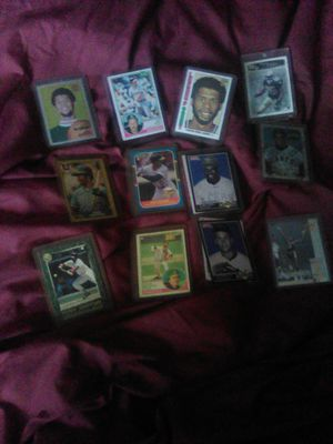 Baseball cards for Sale in Graham, WA
