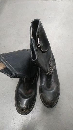 9.5 Harley Davidsons womens boots. for Sale in Los Angeles, CA