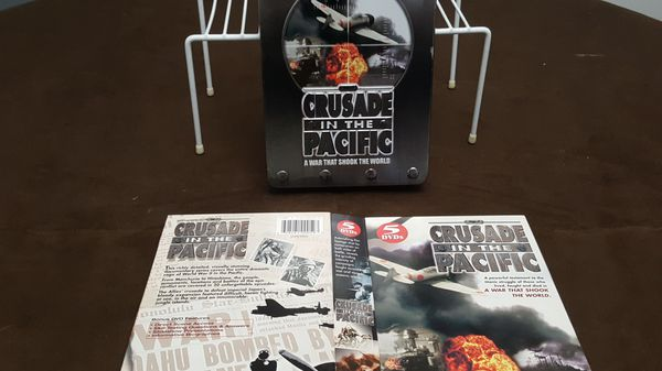 Crusade In The Pacific Dvd's