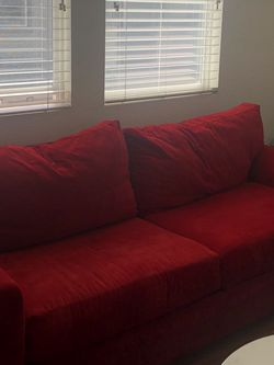 Red Couch for Sale in San Diego,  CA