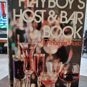 Vintage Playboy Host & Bar Book for Sale in Bonney Lake, WA