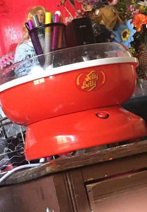 Cotton candy machine with cones for Sale in Fresno, CA