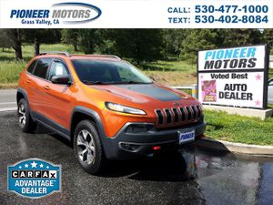 2015 Jeep Cherokee for Sale in Grass Valley, CA