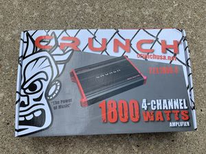 Amplifier brand new for Sale in Elk Grove Village, IL