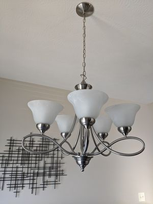 Dining room pendant/chandelier light for Sale in Delaware, OH