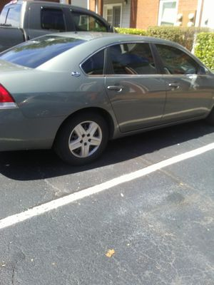 2008 chevy impala Ls for Sale in Nashville, TN