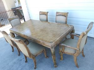dining room table set for Sale in Perris, CA