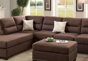 Sectional With Ottoman for Sale in Fullerton,  CA