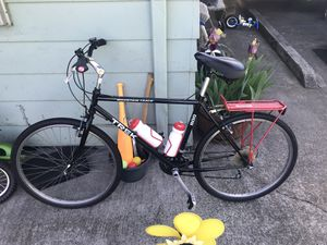 Trek mountain bike with brand new lock well taken care of for Sale in Vancouver, WA