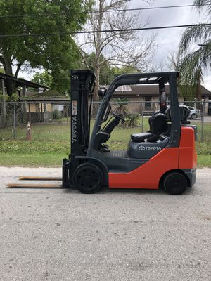 Forklift 2008 Toyota 8FGCU25 for Sale in Tampa, FL