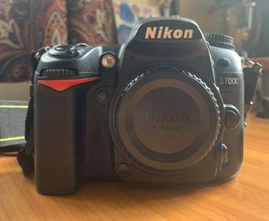 Nikon D7000 Camera Body and Lenses for Sale in Issaquah, WA