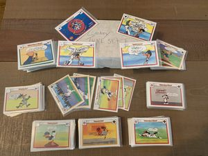 Looney Tunes Baseball Cards (1991 Set) for Sale in Austin, TX
