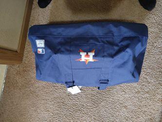 Official Houston Astros Duffle Bag for Sale in Mountlake Terrace,  WA