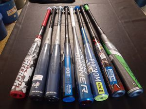 New bbcor bats for Sale in Rocklin, CA