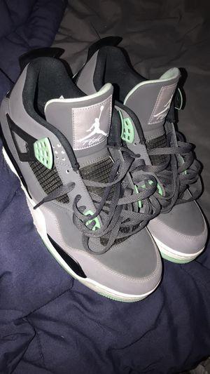 Green glow retro 4 Jordan size 11.5 for Sale in Phoenix, AZ