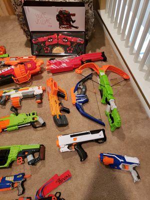 Nerf gun lot for Sale in Las Vegas, NV
