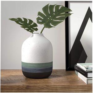 Indoor/Outdoor Hand Painted Modern Vase for Sale in Oviedo, FL