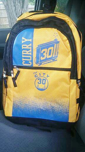 7 New W/Tags Stephen Steph Curry #30 Elite Backpacks/Sports Bags for Sale in Edgerton, MO