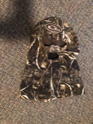 Drake waterfowl hunting mask for Sale in Fort Leonard Wood, MO