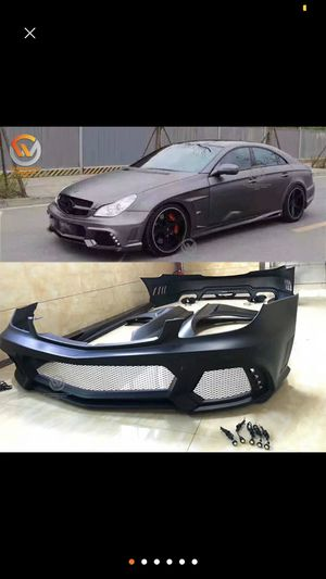 W219 WD For Mercedes CLS-CLASS W219 WD Body Kit Bumper for Sale in West Hollywood, CA