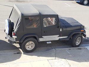 Jeep Wrangler 1990 for Sale in San Bruno, CA