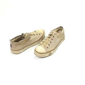 UGG Australia Evera Tan Suede Leather Sneakers SZ6 for Sale in McAllen, TX