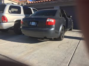 Parting out Audi A4 b6 2004 for Sale in Las Vegas, NV