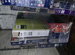 """TCL 4K 55"""" smart TV ROKU! NEW OPEN BOX!! 📺📺📺📺 J for Sale in Cedar Park, TX"""