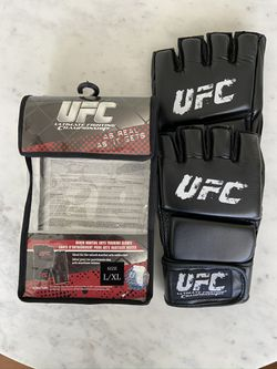 New! UFC MMA training gloves L/XL for Sale in Las Vegas,  NV