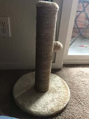 Scratching Post for Cats for Sale in Shoreline, WA