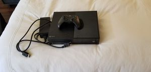 Xbox one with one controller and call of duty adv warfare for Sale in Santa Monica, CA