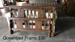 Queen bed frame for Sale in Springfield, MO