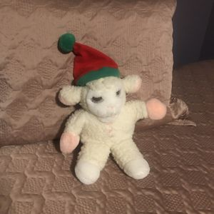 "Vintage 1991 ""Lambchop"" Hand Puppet With Santa Hat for Sale in San Bernardino, CA"