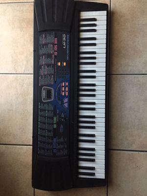 Electronic Music Keyboard for Sale in Whittier, CA