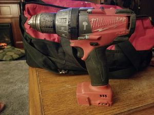 Milwaukee Fuel M18 hammer drill for Sale in Saint Robert, MO