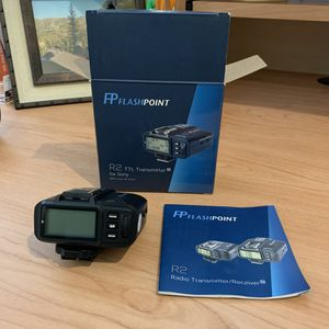 Flashpoint R2 TTL Transmitter for Sony for Sale in Philadelphia, PA