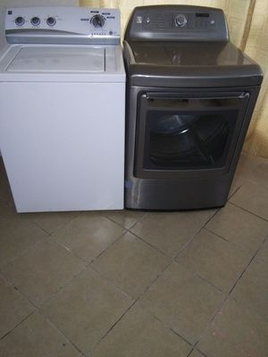 KENMORE WASHER AND DRYER. EVERYTHING WORKS////////lavadora y secadora. Kenmore. Trabaja n vien for Sale in Fort Worth, TX