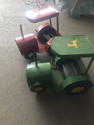 Metal Tractors Figurines $39 ea. for Sale in Austin, TX