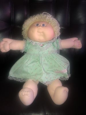 1987 Cabbage Patch Kids Doll for Sale in Hayward, CA