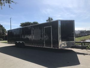 Enclosed/Trailer/Cargo 8.5x36 for Sale in Southwest Ranches, FL