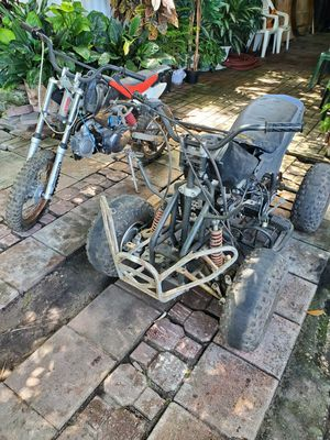 ATV and dirt bike for Sale in Ruskin, FL