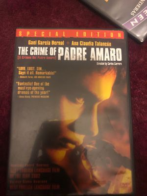The crime of padre amaro for Sale in Melrose Park, IL