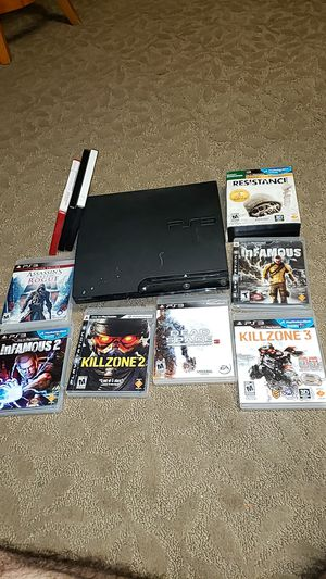 PS3 w/12 games 🎮 for Sale in Nashville, TN