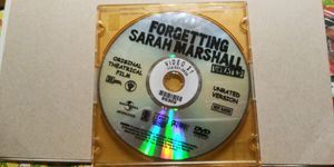 Forgetting Sarah Marshall dvd for Sale in Brainerd, MN